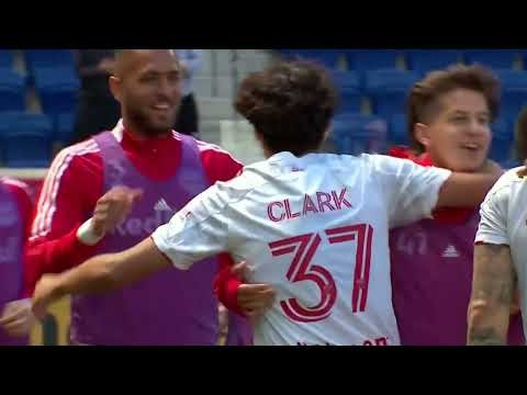 18-Year-Old Caden Clark Transfer to RB Leipzig   MLS Highlights