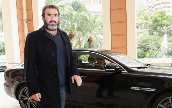 'I have signed for United again' – Eric Cantona's latest move will delight all Manchester United supporters