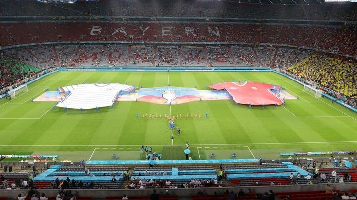 UEFA investigating alleged discrimination at Germany vs Hungary game