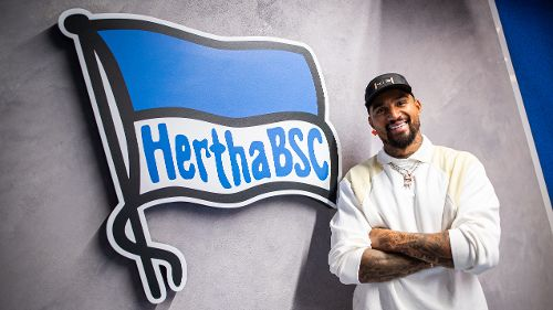 KP Boateng to miss preseason at Hertha Berlin