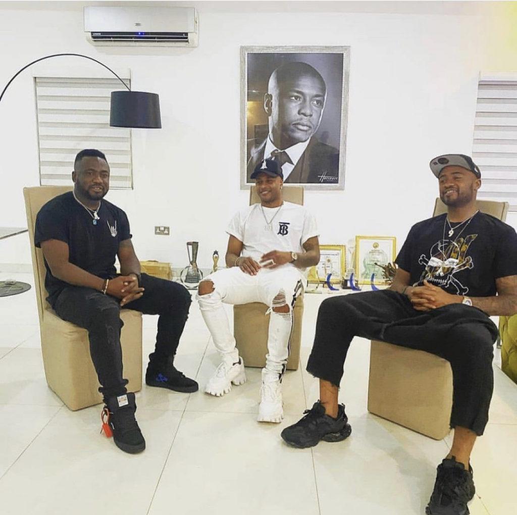 Ayew brothers re-unite in Ghana after long European season
