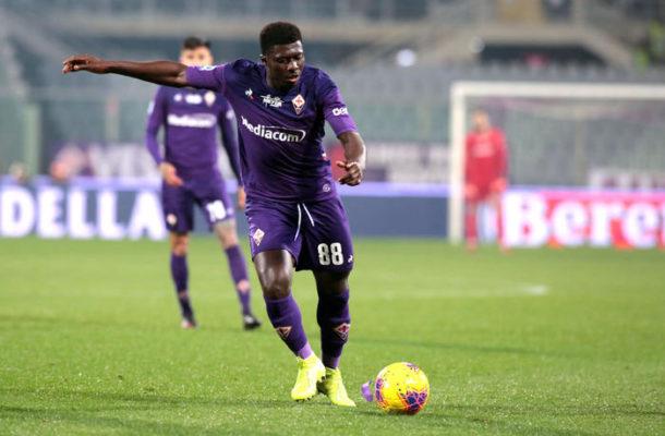 Ghana midfielder Alfred Duncan happy with Fiorentina coach Vincenzo Italiano
