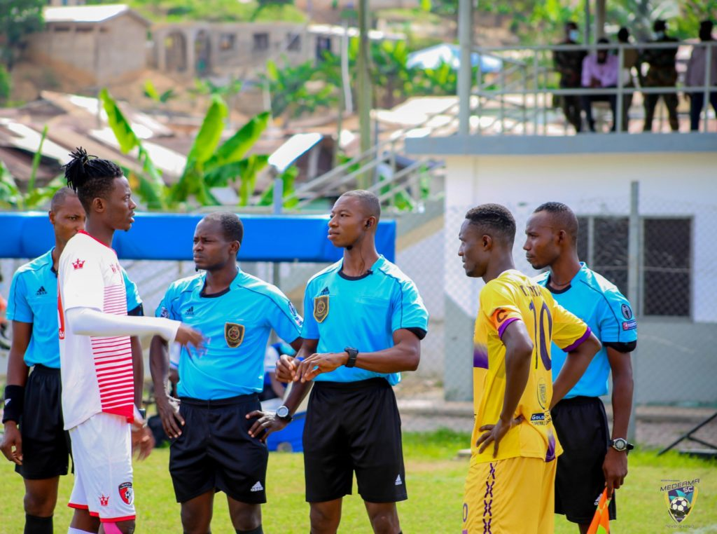 """""""Clueless"""" Ali Musah is Ghana Premier League's poorest referee this season"""
