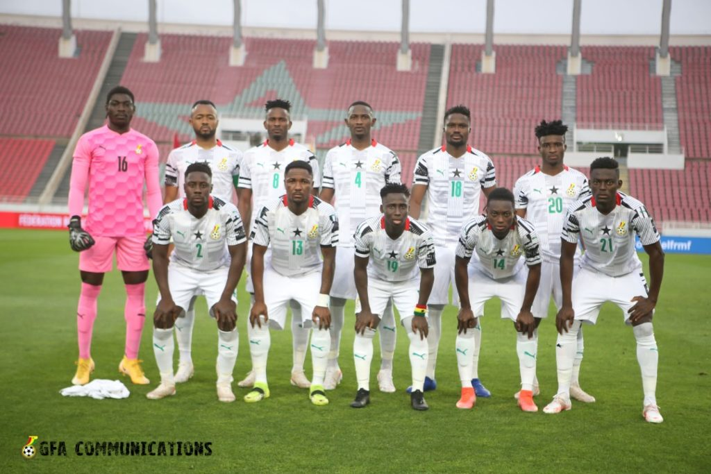 Black Stars will deliver against Ivory Coast- George Amoako