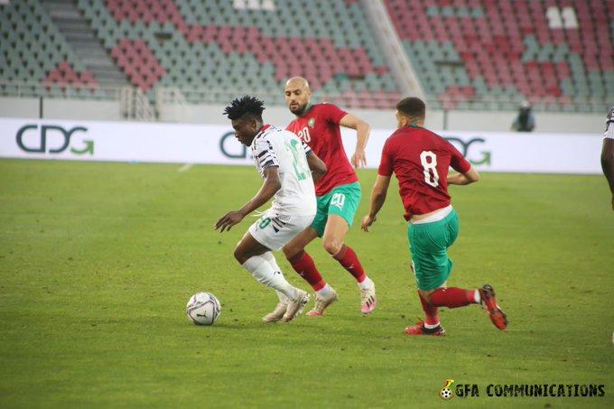 Morocco beat Ghana 1-0 in friendly - Ghana Latest Football News, Live  Scores, Results - GHANAsoccernet