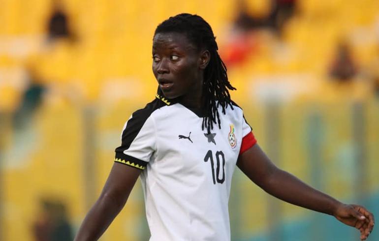 Ghana FA explains Elizabeth Addo omission  from Black Queens squad ahead of Aisha Buhari tourney