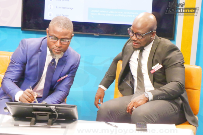 Black Stars great Laryea Kingston wows fans with advanced software for analysis on Euro 2020 Games