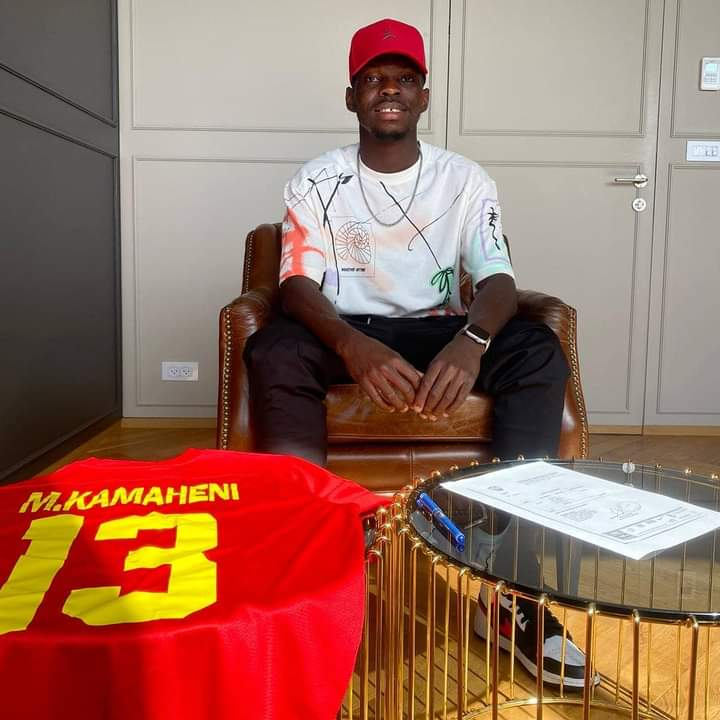 Former Ghana youth star Montari Kamaheni gets permanent deal at FC Ashdod after successful loan spell