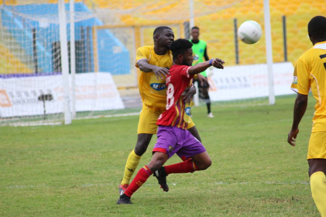 2020/21 MTN FA Cup: Round 32 Match Report - Hearts of Oak 4-1 Windy Professionals