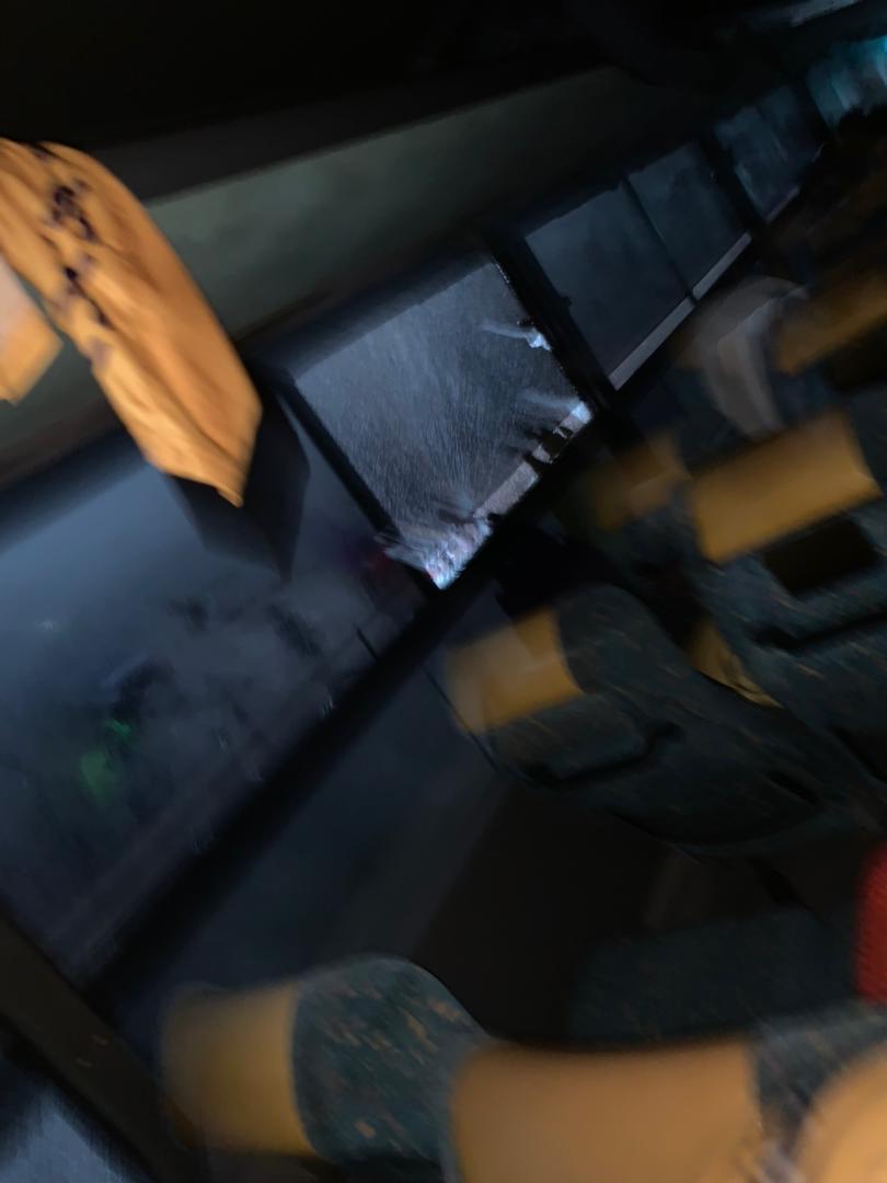 Medeama bus windows smashed by Karela United fans