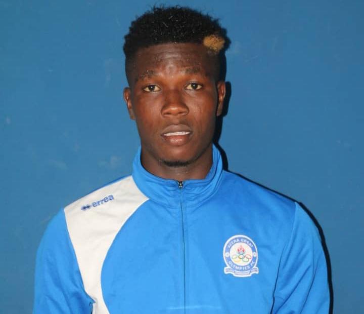 2020/21 Ghana Premier League: Great Olympics striker Maxwell Abbey Quaye wins MVP award in home win