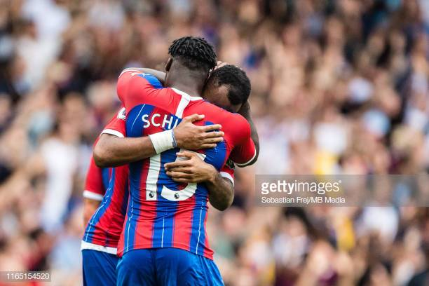 Crystal Palace to miss Ghanaian duo Jordan Ayew and Jeffrey Schlupp during AFCON 2021