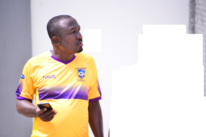 """Rule on Hearts of Oak protest against Great Olympics NOW"" - Medeama boss James Essilfie advises Ghana FA"