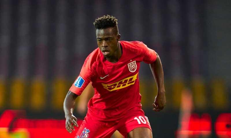 Ghana youngster Kamaldeen Sulemana set for Ajax medical