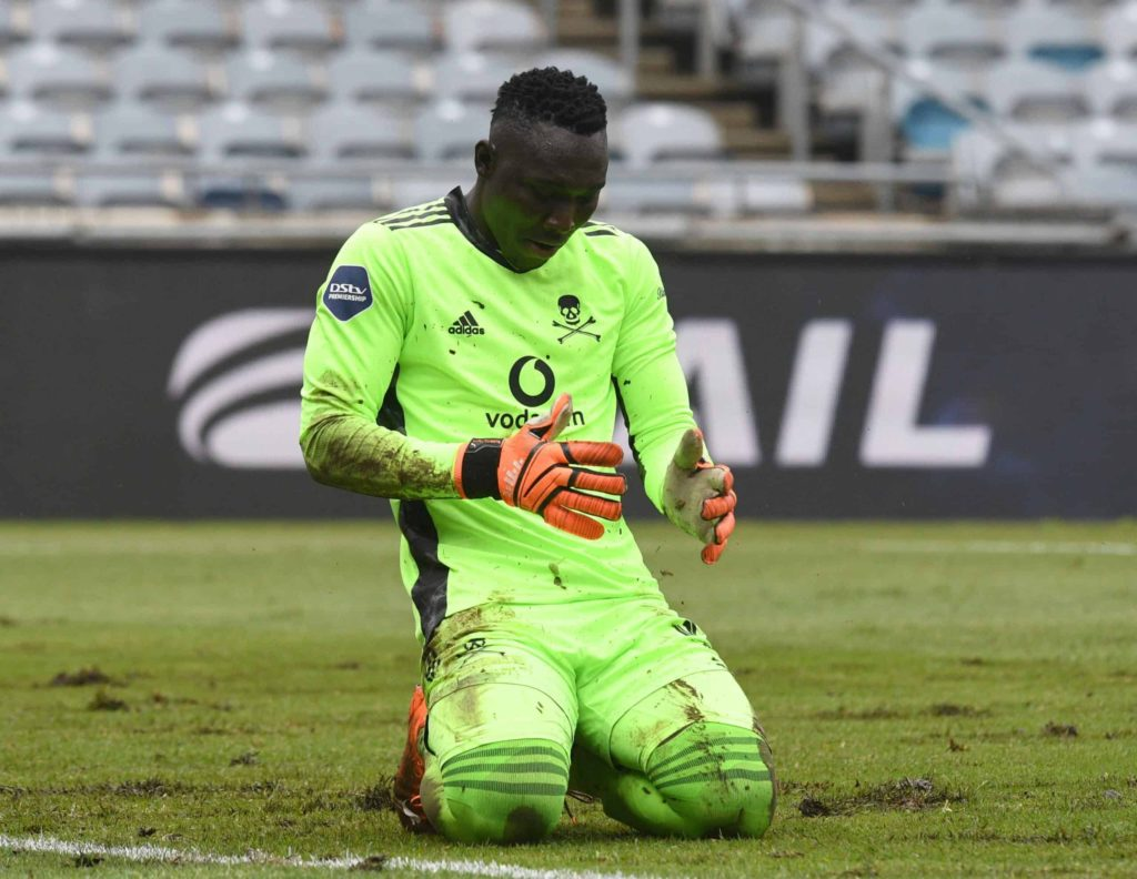 Injured Ghana goalkeeper Richard Ofori excluded from Zimbabwe doubleheader