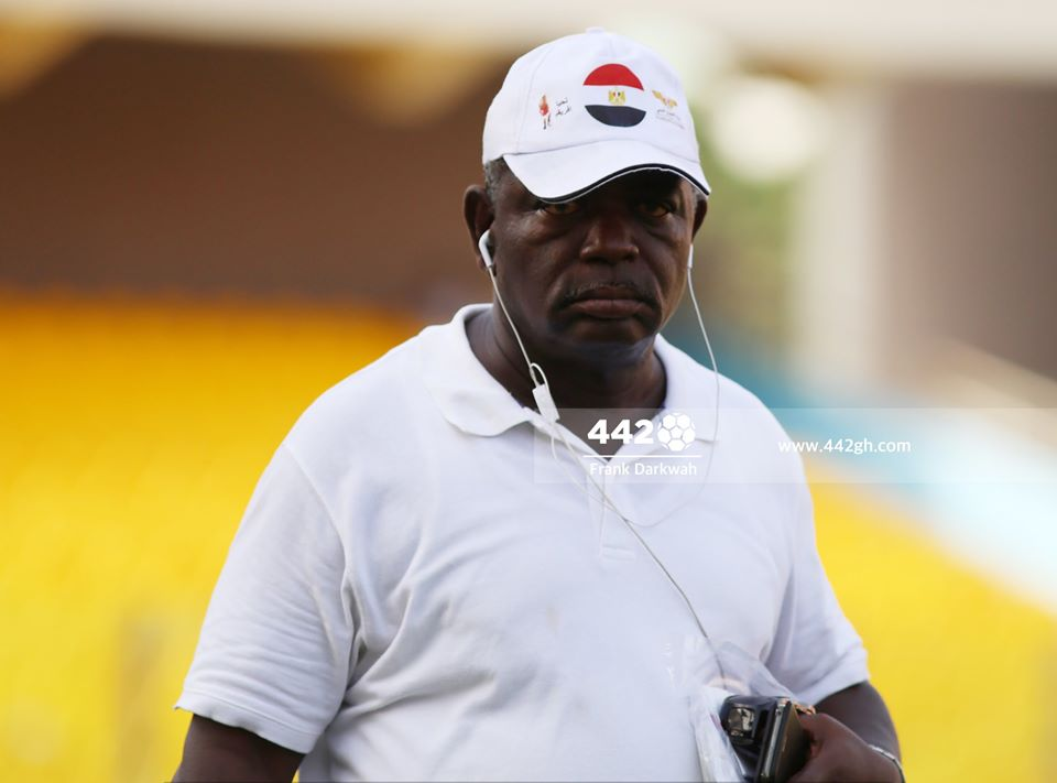 Great Olympics CEO Oluboi Commodore slapped with one match ban and fined GHC 2000 for misconduct