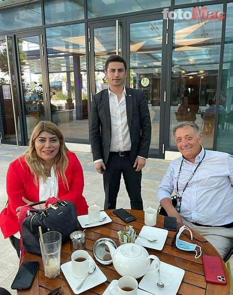 EXCLUSIVE: Besiktas and Kayserispor presidents meet in Baku to discuss Bernard Mensah's transfer