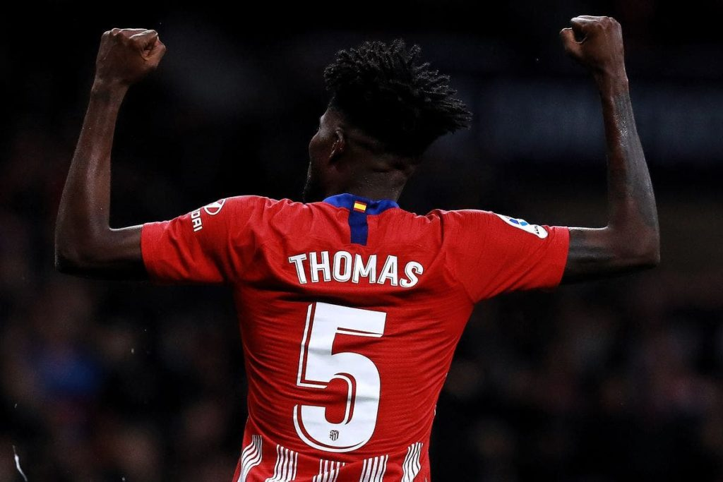 "Atletico Madrid seek to sign Thomas Partey ""clone"" Tiemoué Bakayoko from Chelsea"
