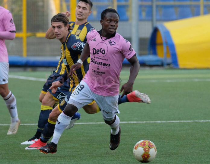 I feel good with everyone at Palermo – Moses Odjer opens up on first season