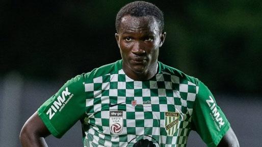 EXCLUSIVE: Austrian side BW Linz  hand trial to Ghanaian striker Raphael Dwamena
