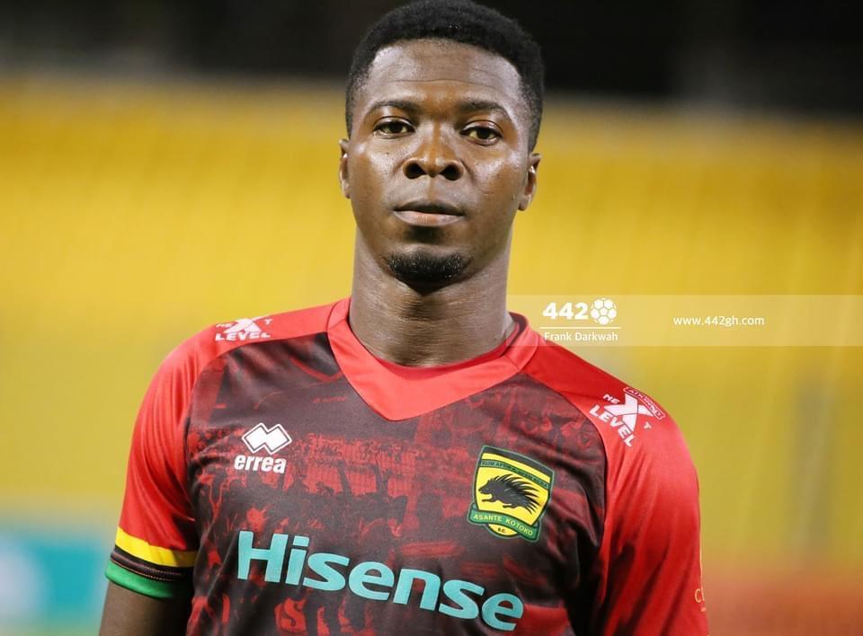 Asante Kotoko defender Ismail Ganiyu suffers injury in win against Inter Allies