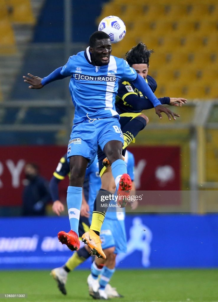 Benevento set to pay 3million Euros for Ghanaian midfielder Amadou Diambou
