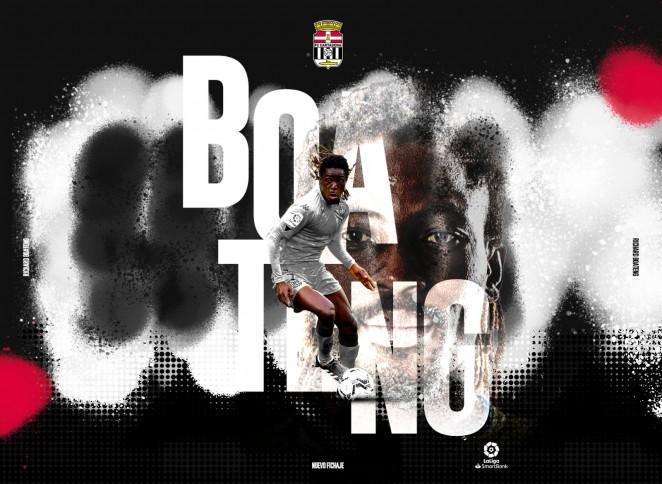 BREAKING: Ghanaian midfielder Richard Boateng joins Spanish side Cartagena