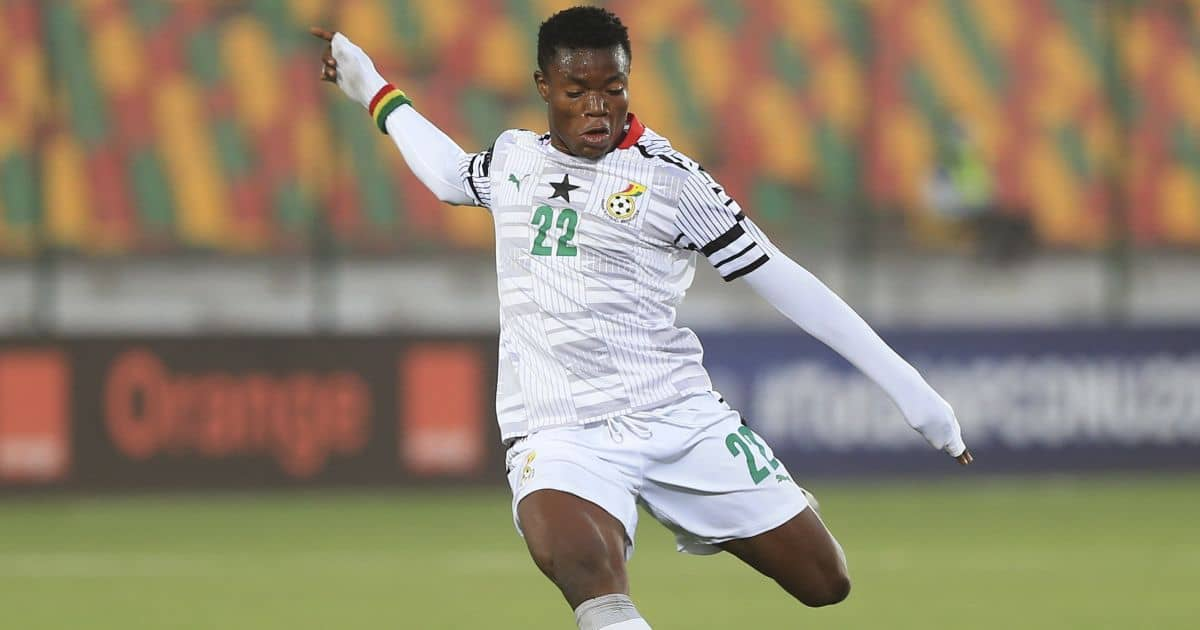 Ghana coach C.K Akonnor explains reason for Fatawu Issahaku's no show in friendlies