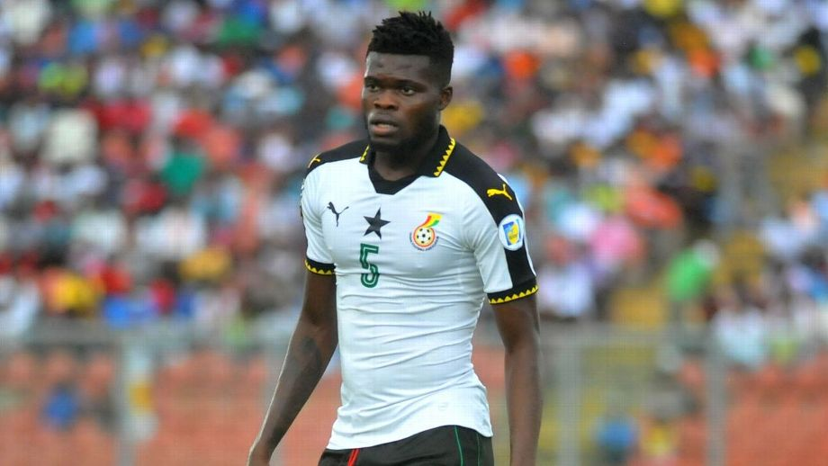 Breaking News! Arsenal star Thomas Partey SACKED from Ghana camp