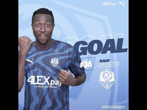 EXCLUSIVE: Top European clubs fight for 20-goal Ghana league outstanding striker Rauf Salifu