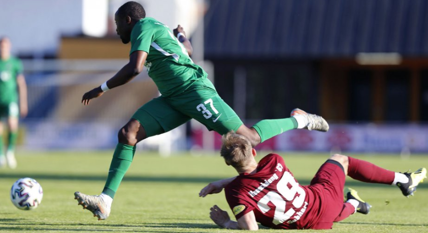 Bernard Tekpetey joins Ludogorets for preseason amid uncertain future at Schalke O4
