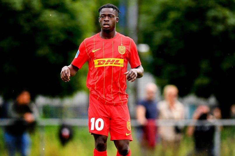 Ghana wonderkid Kamaldeen Sulemana prefers a move to Stade Rennais to Ajax