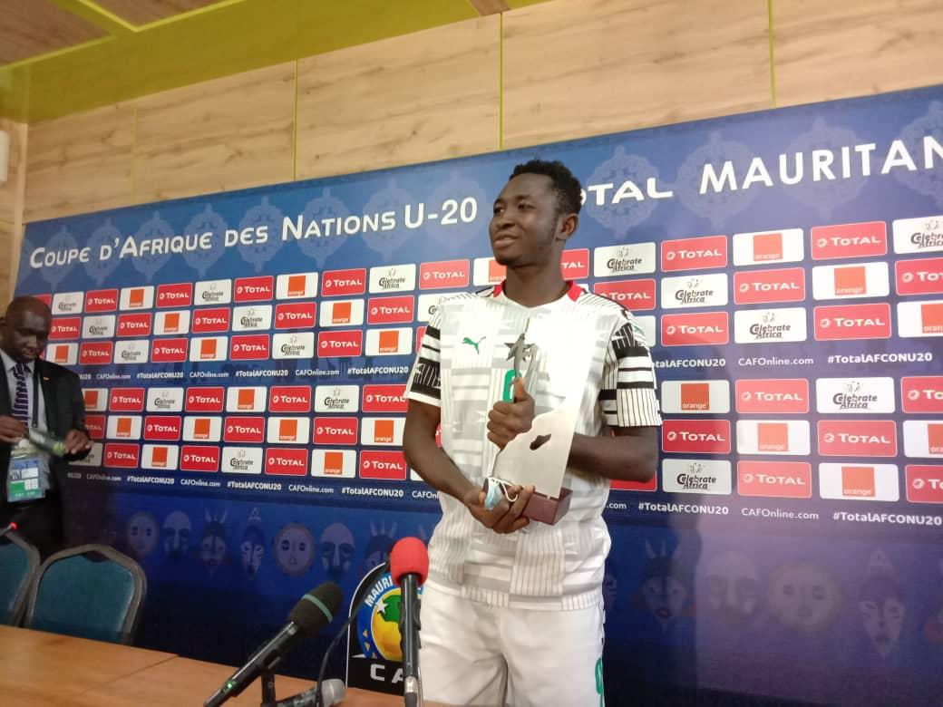 EXCLUSIVE: Ghana U20 star Percious Boah nears a switch to Tunisian giants Esperance Sportive de Tunis