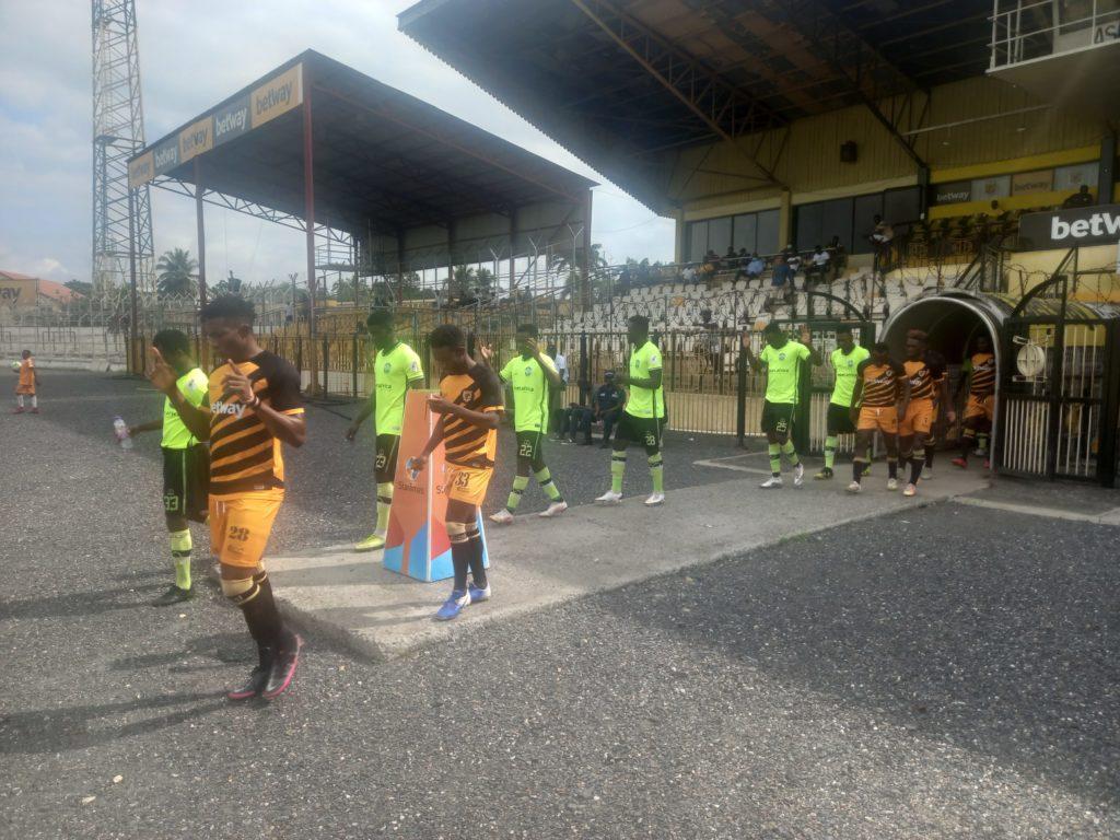 2020/21 Ghana Premier League: Week 33 Match Report - AshantiGold 0-0 Dreams FC