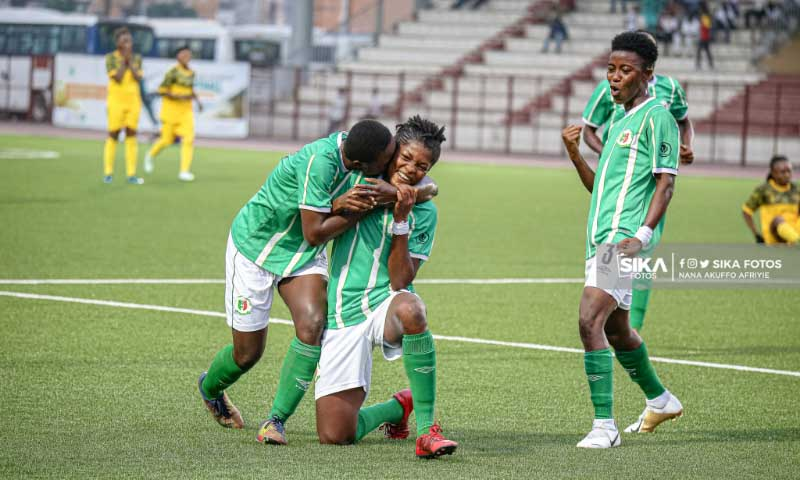 CAF Women's CL Qualifiers: Hasaacas Ladies to face Burkina Faso's USFA in semifinals