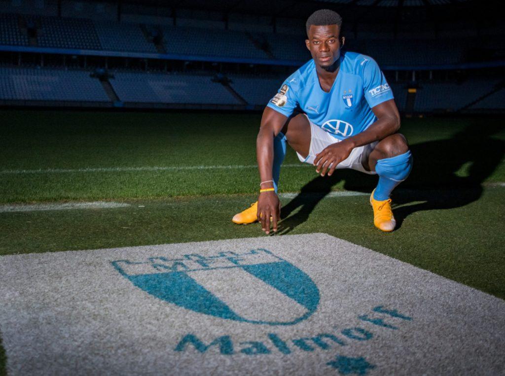BREAKING NEWS! Swedish giants Malmo FF sign Ghanaian youngster Malik Abubakari