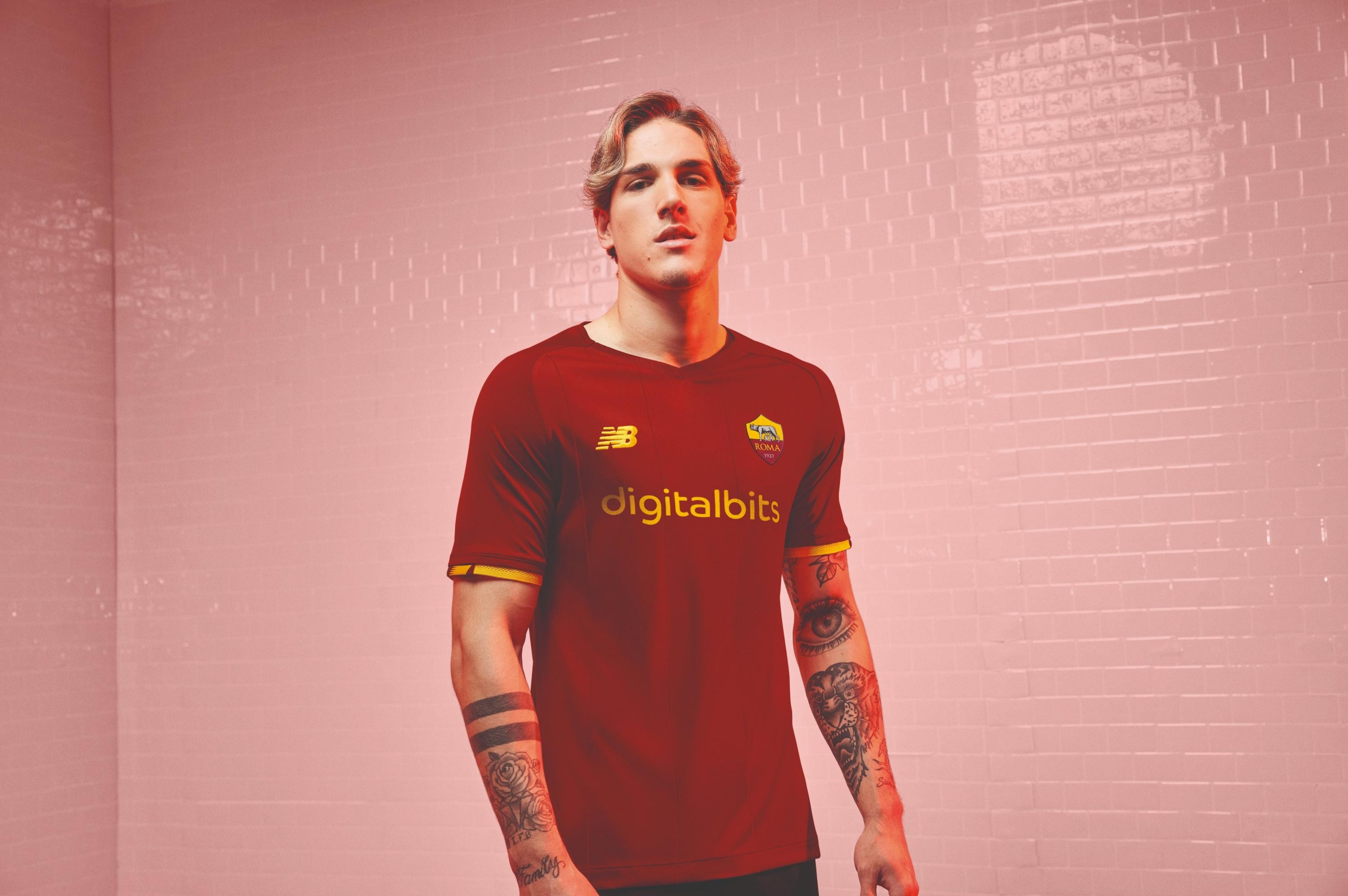 AS ROMA: UNVEILING THE FIRST NEW BALANCE HOME KIT