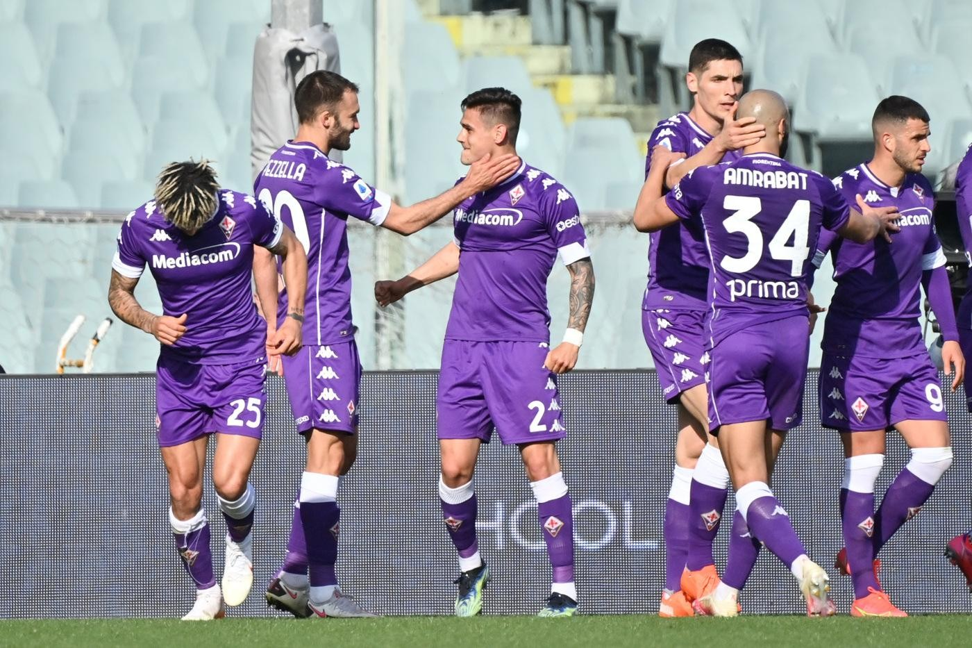 FIORENTINA EASE PAST OSTERMUNCHEN IN FIRST FRIENDLY