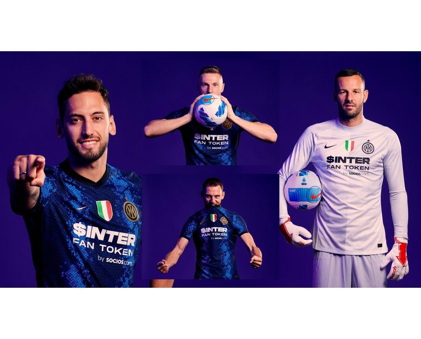INTER ANNOUNCE SOCIOS.COM AS NEW FRONT-OF-SHIRT PARTNER FOR 2021/22 SEASON