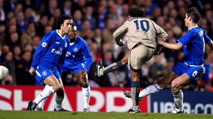 Joe Cole recalls the day Ronaldinho smashed a fridge