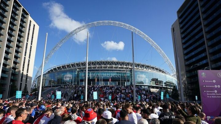 Fans in England surveyed on racism in football after abuse of England players following Euro 2020 final