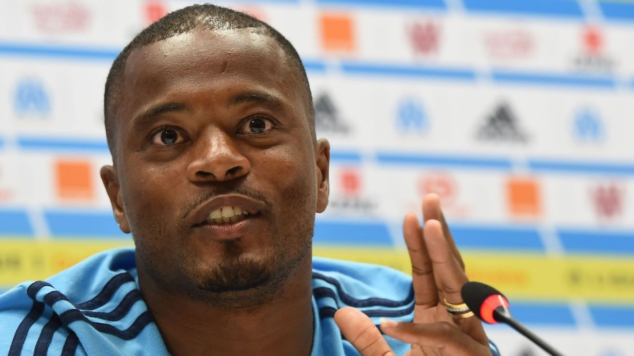 Evra: Clubs must educate fans on racism