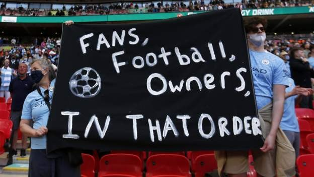 Dangers to English football 'very real'