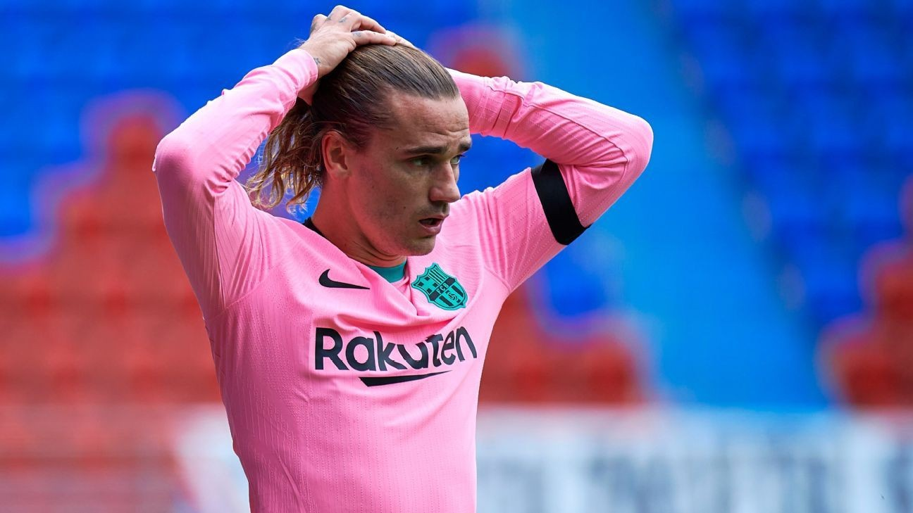 Barcelona's efforts to push Griezmann back to Atletico show how dire their finances are
