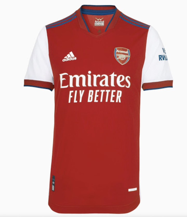 EPL Big 6's 21/22 season jersey are all released, which one do you liked most?