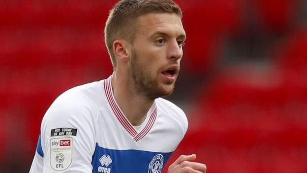 QPR's Field ruled out with knee injury