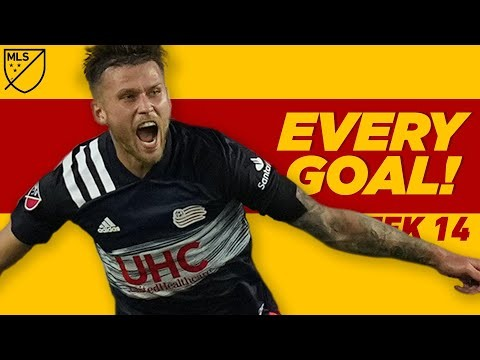 EVERY SINGLE GOAL in Week 14: Ruidiaz Stunner, Acosta's Curler and More!