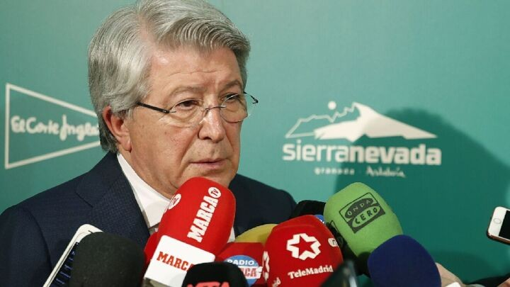 Cerezo: As far as I know, there have been no negotiations over Griezmann