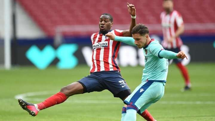 Atletico's Kondogbia tests positive for coronavirus