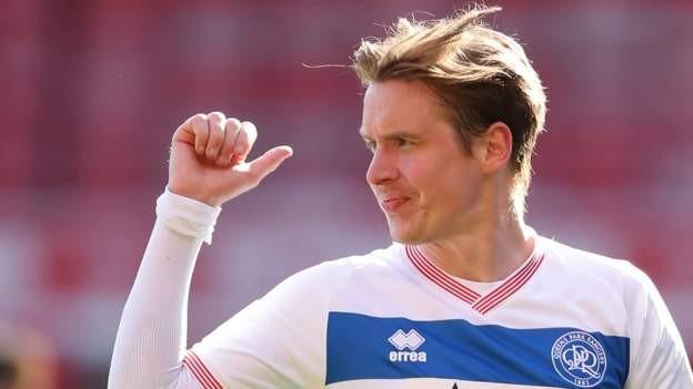QPR complete move for Fulham's Johansen